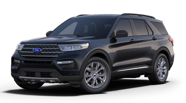 New 2020 Ford Explorer XLT SUV For Sale in Marquette, MI